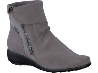 Chaussure mephisto bottines modele seddy winter gris