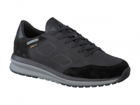 Chaussure all rounder outdoor modele emilio tex bi-mat noir
