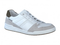 Chaussure mephisto sabots modele russel gris clair