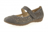 Chaussure mephisto mules modele ella gris