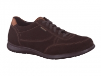 Chaussure mephisto lacets modele pablo marron