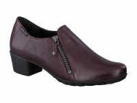 Chaussure mephisto Passe orteil modele isadora bordeaux