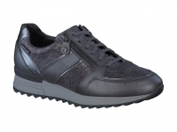 chaussure mephisto lacets toscana gris