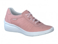 Chaussure mephisto sandales modele chris perf rose