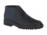 Chaussure mephisto lacets modele berto noir
