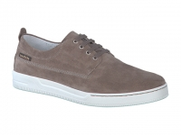 Chaussure mobils Boucle modele albano nubuck gris
