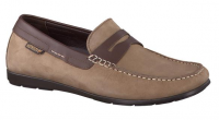 Chaussure mephisto Boucle modele alyon nubuck taupe
