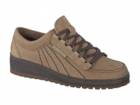 Chaussure mephisto lacets modele rainbow camel
