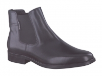 Chaussure mephisto mocassins modele colby cuir noir
