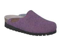 Chaussure mobils Boucle modele thea violet