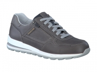 Chaussure mephisto lacets modele bradley cuir gris