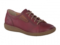 Chaussure mephisto sandales modele elody cuir bordeaux