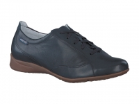 Chaussure mephisto sandales modele valentina cuir bleu