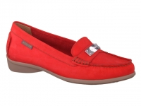 Chaussure mephisto  modele tessie rouge