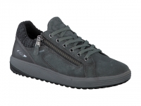 Chaussure all rounder lacets modele madrigal gris foncé