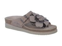 Chaussure mephisto sandales modele helen flower taupe clair