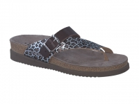 Chaussure mephisto sandales modele helen mix motif panthere