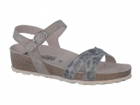 Chaussure mephisto Compensée modele stela gris