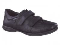 a0f36c050f72fa Chaussure mephisto modele raoul cuir texturé noir