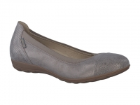 Chaussure mephisto sandales modele elettra taupe foncé