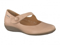Chaussure mephisto  modele odalys camel