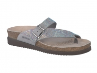 Chaussure mephisto sandales modele helen diams gris clair