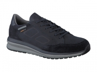 Chaussure all rounder outdoor modele emilio tex bi-mat marine