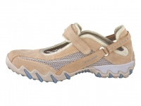 chaussure all rounder Ballerines niro camel