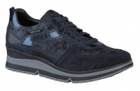 chaussure mephisto lacets vicky marine