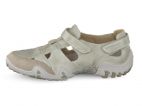 Chaussure all rounder lacets modele firelli beige