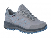 Chaussure all rounder  modele seja-tex gris clair