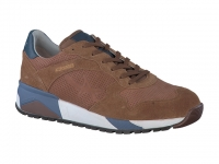 Chaussure all rounder outdoor modele speed perf marron