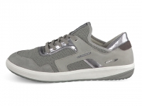 Chaussure all rounder lacets modele marcella gris