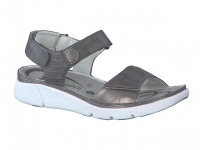 Chaussure all rounder sandales modele tabasa argent