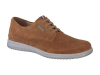 Chaussure mephisto lacets modele thibault cognac
