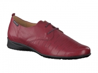 Chaussure mephisto mules modele verania perf bordeaux