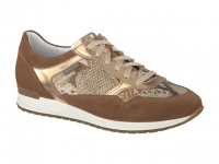 chaussure mephisto Marche ninia camel