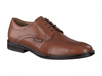 Chaussure mephisto mules modele nunzio cuir lisse noisette