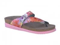 3341073ab43869 Chaussure mephisto Ballerines modele helen motif rose