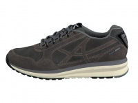 Chaussure all rounder lacets modele kalibra anthracite