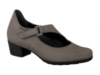 Chaussure mephisto Marche modele ielena nubuck taupe