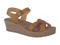 Chaussure mephisto sandales modele maryline brun