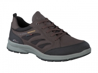 Chaussure all rounder outdoor modele carbon tex bi-mat noir