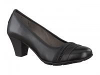 Chaussure mephisto Passe orteil modele betsy cuir noir