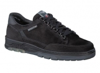 Chaussure mephisto lacets modele mick nubuck noir