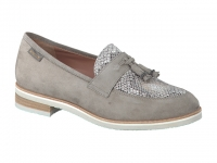 Chaussure mephisto sandales modele piera gris clair