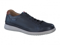 chaussure mephisto lacets thomas marine