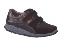 Chaussure sano velcro modele sully
