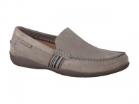 Chaussure mephisto lacets modele idris nubuck gris