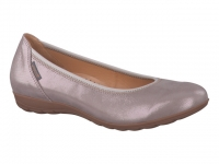 Chaussure mephisto Passe orteil modele emilie camel